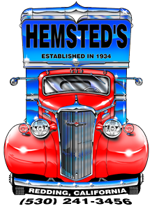 Presented by  Hemsted's Moving & Storage