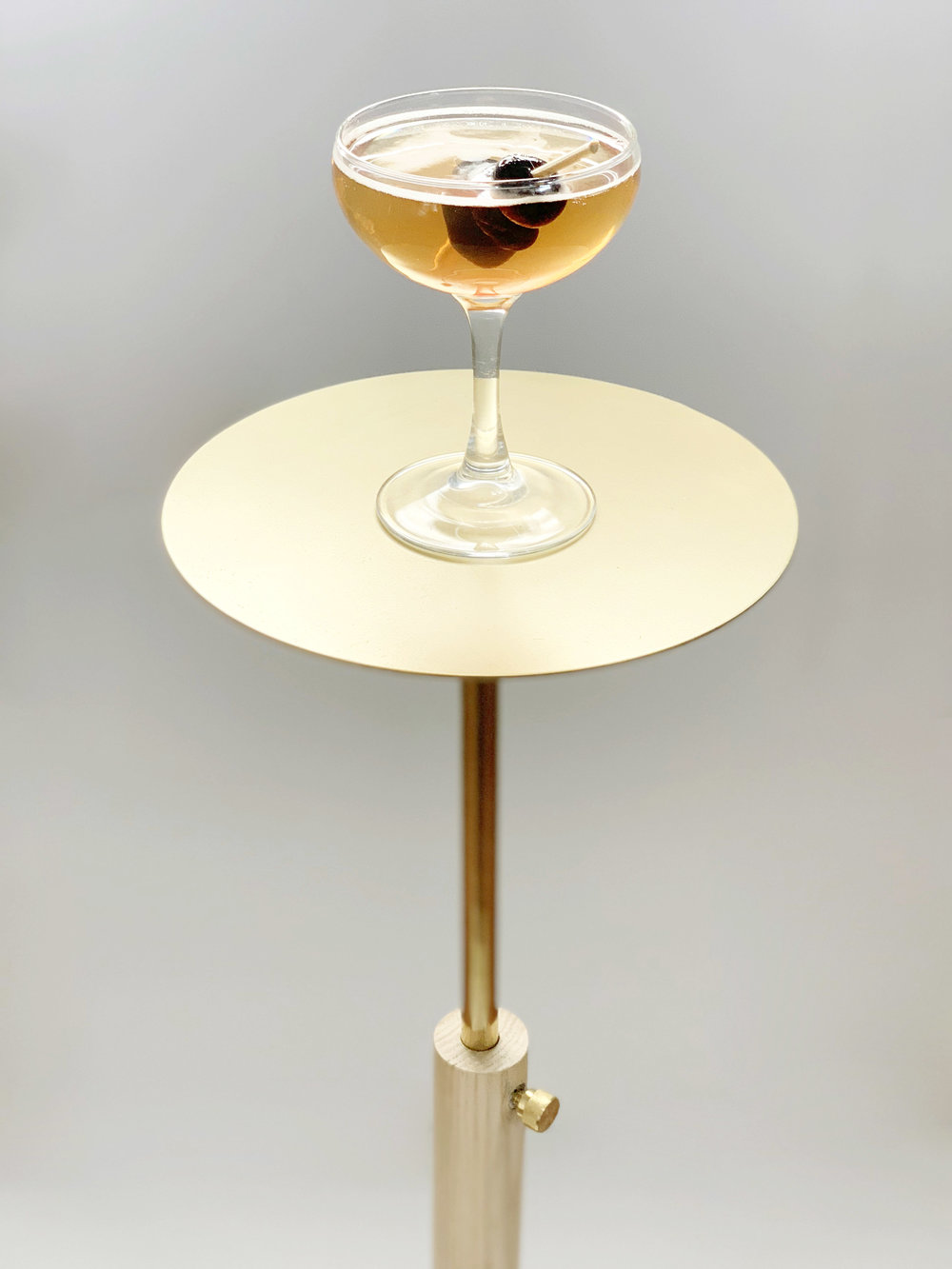Collins Adjustable Drink Table