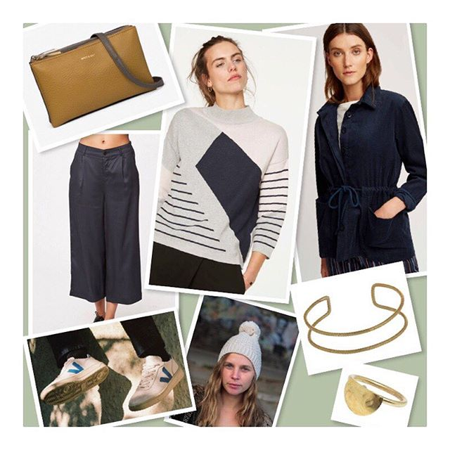 Please welcome our NEW Fair-ly hashtag! #ASOM stands for Affordable Sustainable Outfit of the Month. A fun and interactive way to get to know the affordable sustainable brands from our Fair-ly Guide. Every month we'll have a new outfit for you to discover - both for men and women! Find out the featured brands and prices by clicking the link in bio (and hurry, cause sales are ending soon!) #sustainablefashion #ecofashion #ethicalfashion #fairfashion #fairlycom #january2018