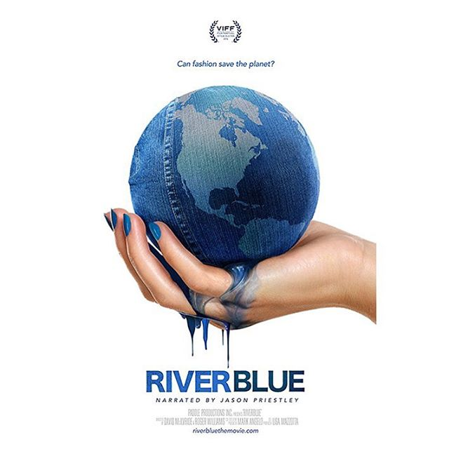 "🎥 ""The textile industry is one of the largest consumers of water in the world, using 3,2% of all water available to the human race, every year"". Learn all about how the fashion industry plays a big part in destroying our world's rivers. RiverBlue is now available to watch online - click the link in bio to know where (for people outside of the US, use the dotstudiopro link) @riverbluethemovie #savewater #sustainablefashion #ecofashion #riverblue #documentary #movienight #fairlycom"