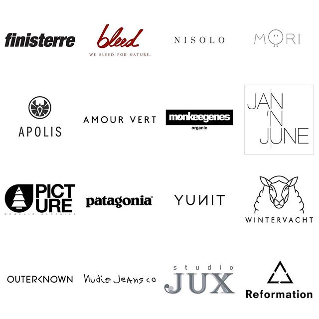 Oh yes! We got new brands in our Fair-ly guide 🎊 click the link in bio to start browsing! #affordable #sustainablefashion #ecofashion #ethicalfashion #fairlycom #handyguide