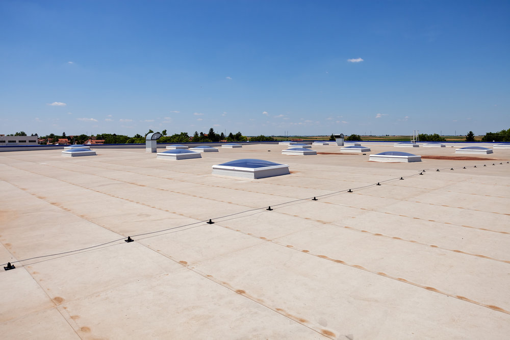FLAT ROOFS - Click to Learn More