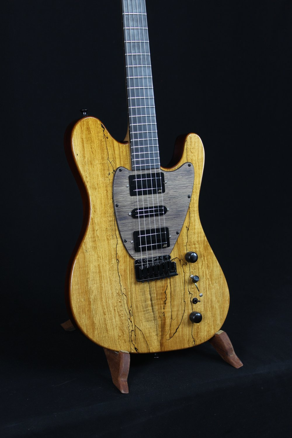 CEM-2 (Spalted Maple/Natural)