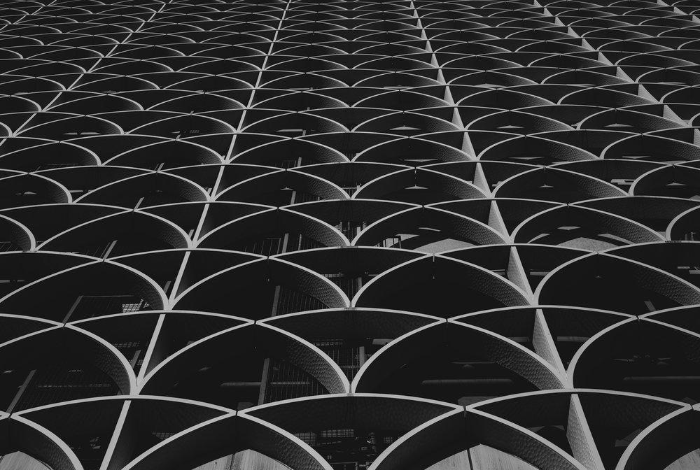 Hiroshima building facade