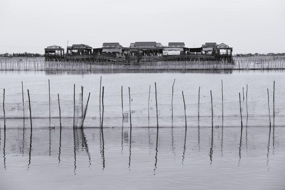Vietnam-fishing-village