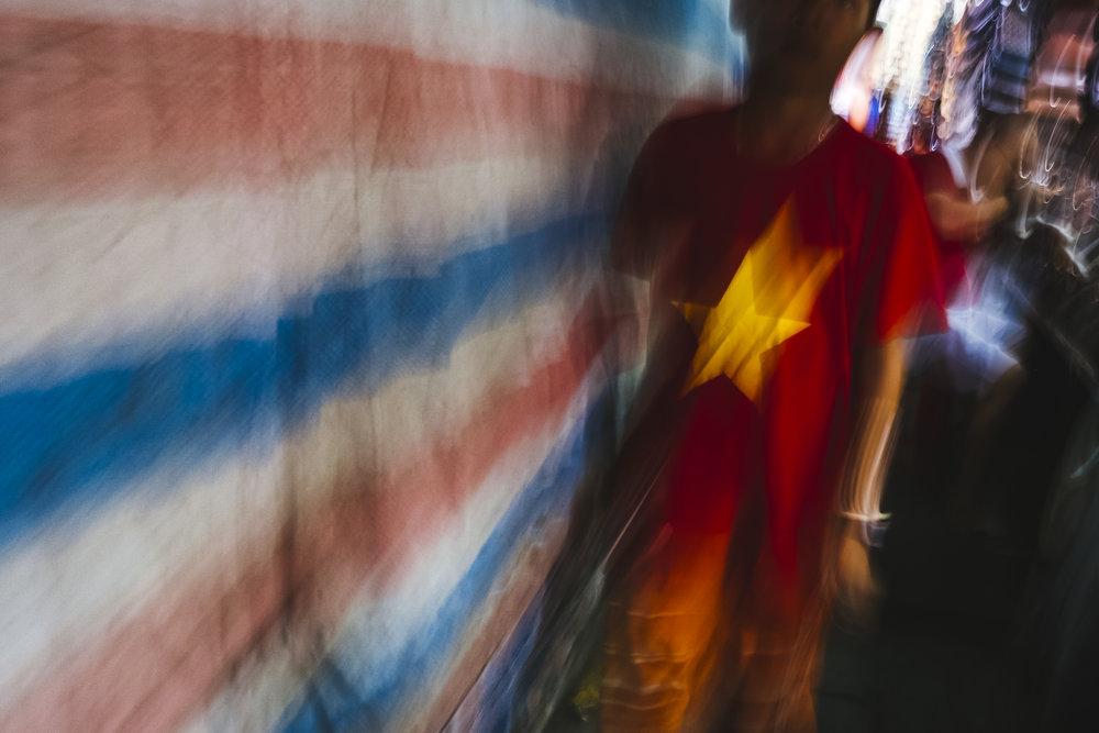 Vietnam-flag-shirt