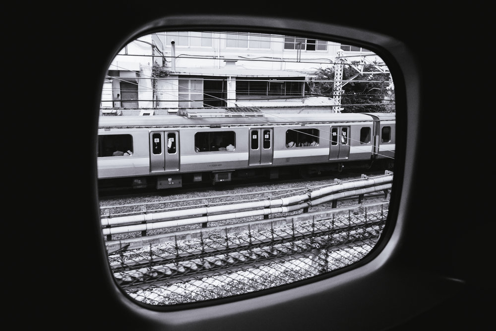 shinkansen-window