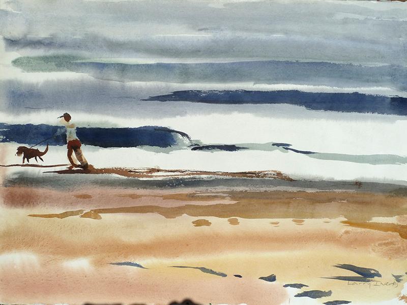 Larry Iwerks painter