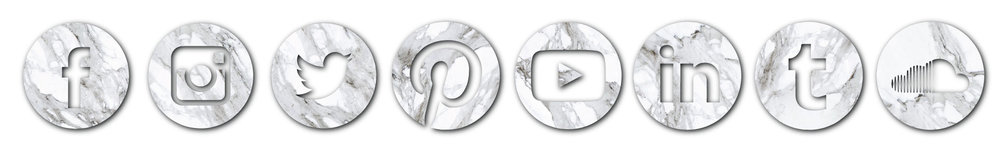 Free-Marble-Social-Icons