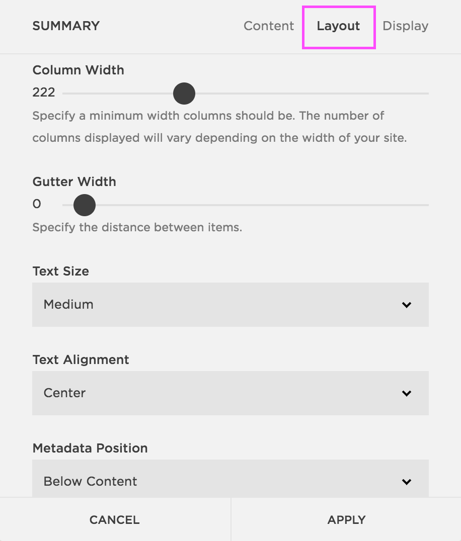 How to Add a Sidebar in Brine Squarespace10.png