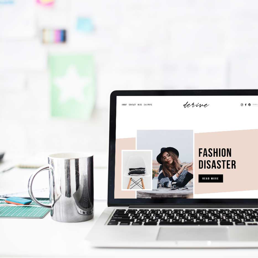 Redesign - The Template Restyle Package is all about picking your fav design, then leaving all of the hard work up to me. Choose a design from the diverse range of Squarespace templates, then get your website up and running fast!