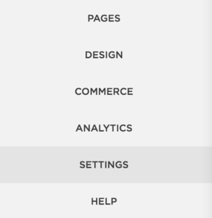 How to add social media links in your main menu navigation Squarespace1.png 5637878b5