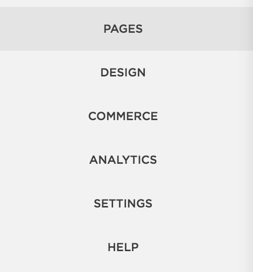 How to add social media links in your main menu navigation Squarespace4.png