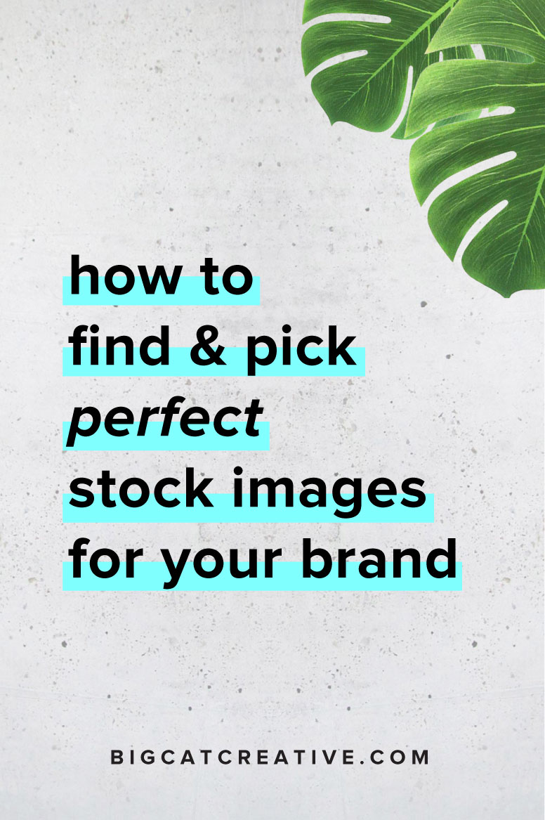 How to Find and Pick the Perfect Stock Images for Your Brand