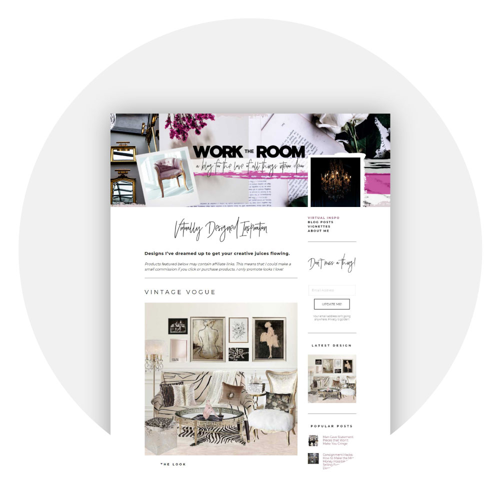 Squarespace Template Kit Showcase and Testimonial - Transient Template
