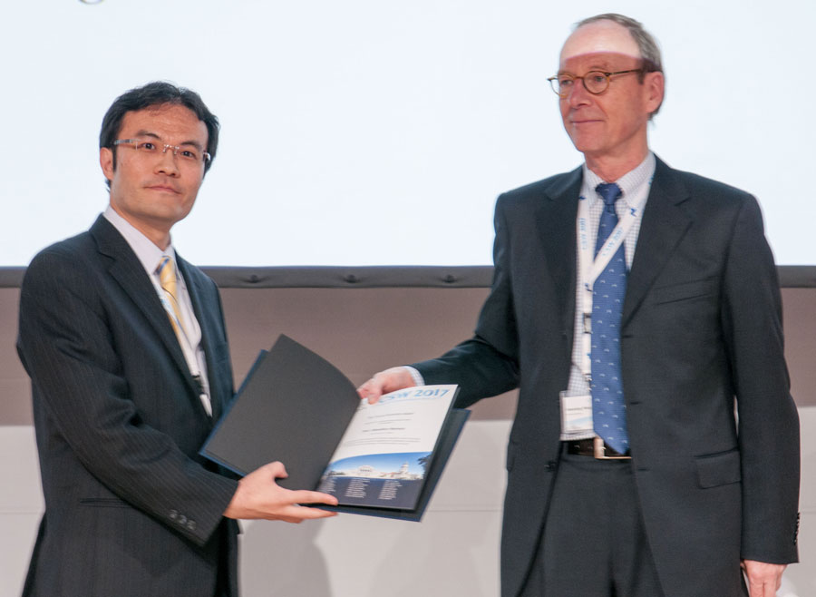 ISCS Young Scientist Award Winner 2017: Prof. Masahiro Nomura -