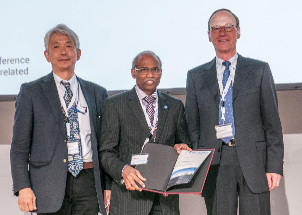 IPRM Award Winner 2017:Prof. Sebastian Lourdudoss -