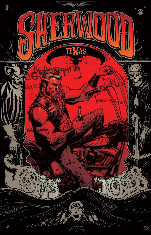 Sherwood TX #3