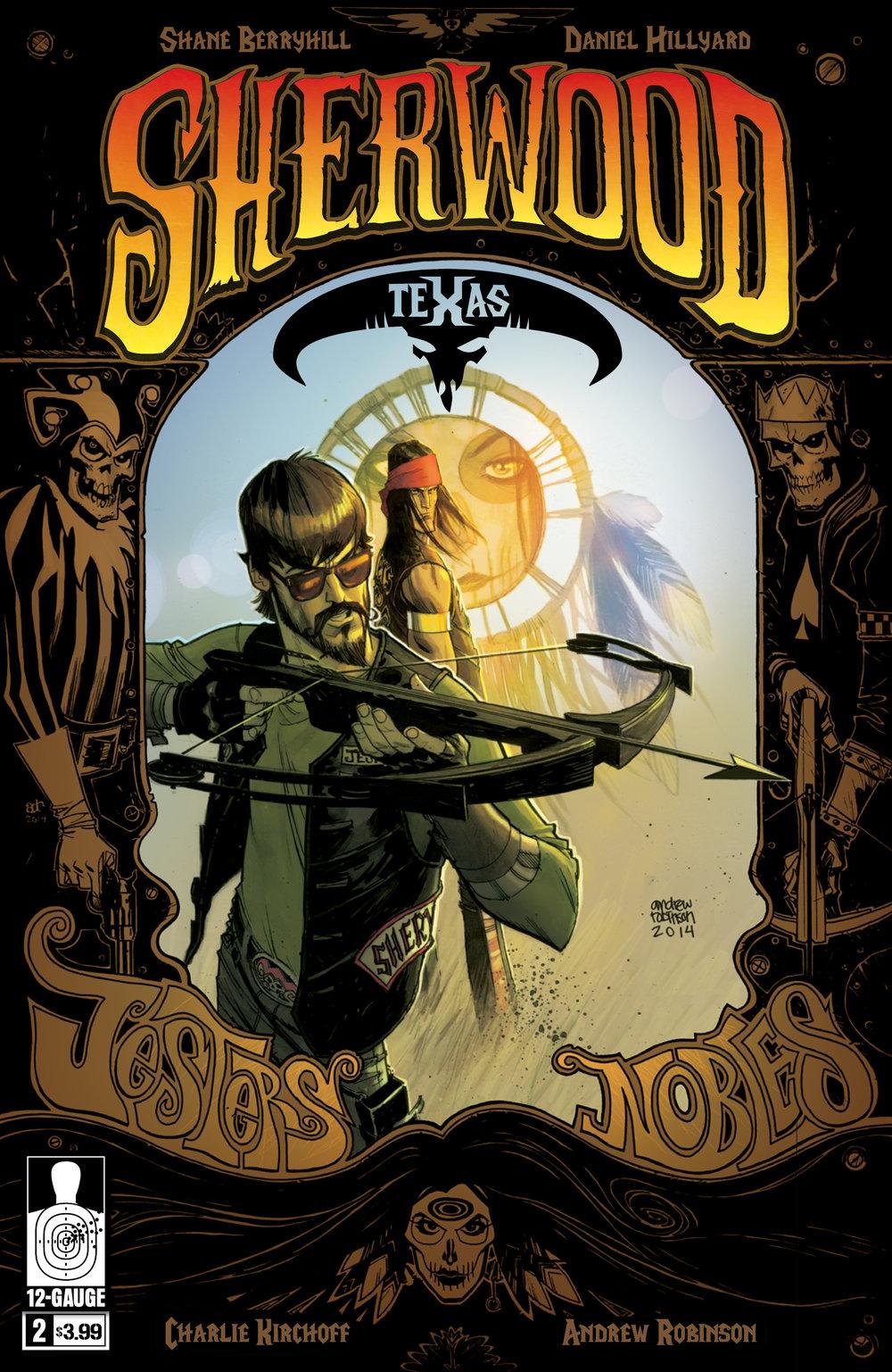 Sherwood TX #2