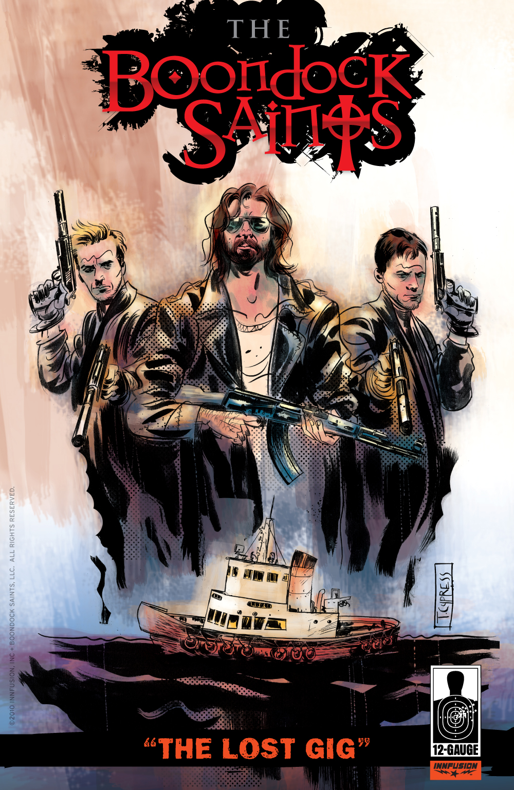 Boondock Saints : The Lost Gig