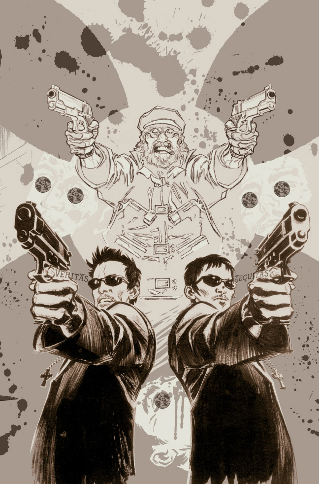 Boondock Saints : In Nomine Patris #1