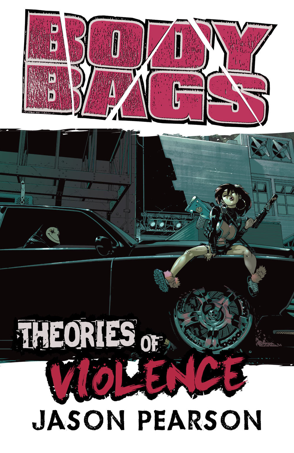 Body Bags: Vol 2 TP