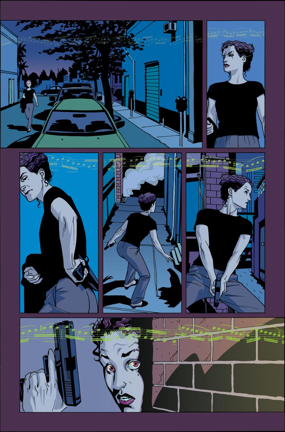 Matador Preview Page #20