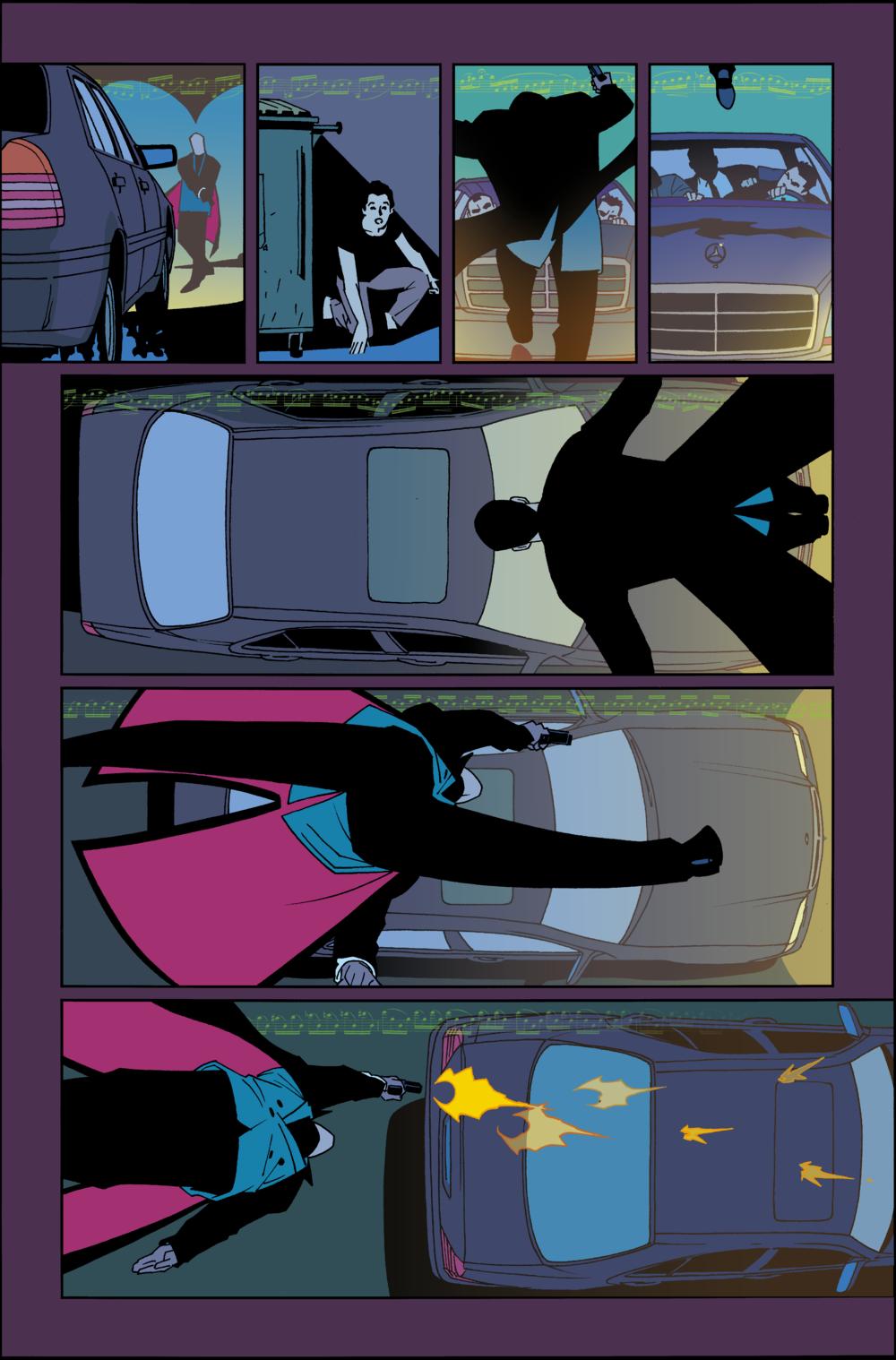 Matador Preview Page #22