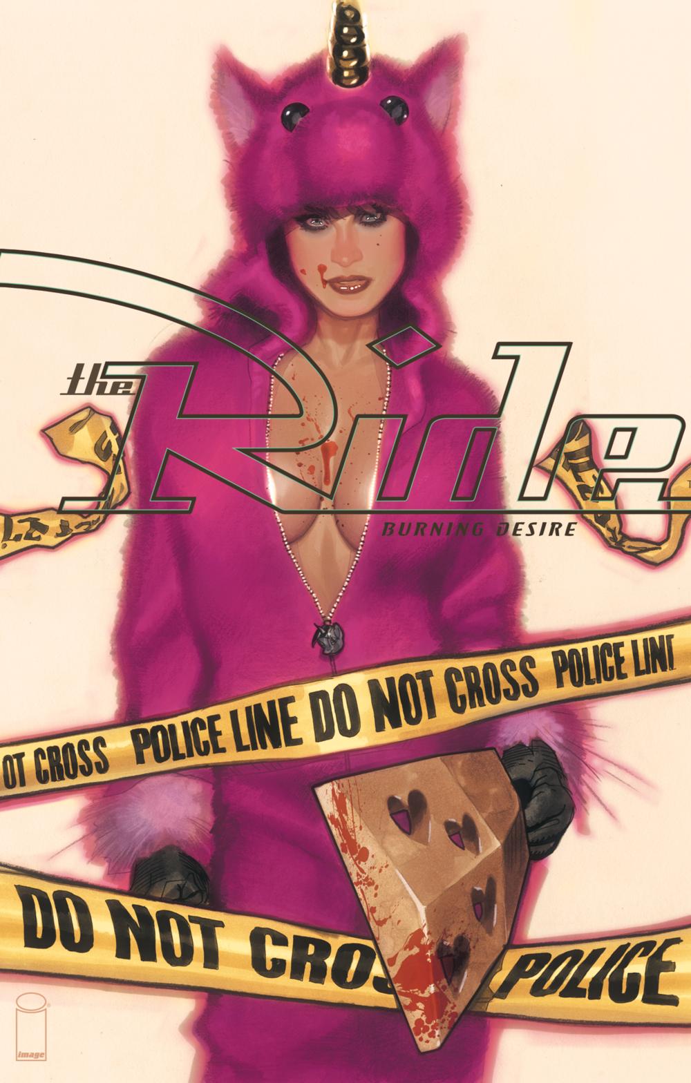 THE RIDE: Burning Desire #1