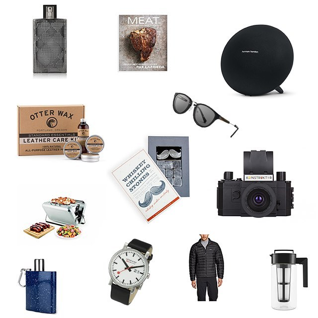 Need a Valentines Day Gift for him? 🙋🏻‍♂️❤️ We have 13 great products for you to check out! #helikesit #gifts #diy #valentinesday #instagift • •  #burberry #harmankardon #shwood #fosterandrye #takeya #patagonia #kikkerland #lomography #gift #love #instalove