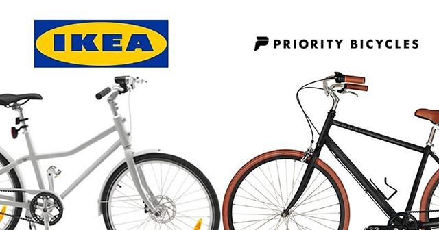 The #mayweathervspacquiao of bike battles - 🚲🆚🚲 @ridepriority vs @ikeausa  link in bio! 📲 。 。 。 #cycle #bicycle #outdoors #ikea #ridepriority #compare #newbike #cycling #ride #gatescarbondrive #wymtm #instafit #DIY #instagood #life #cyclinglife #battle #priority #ikeasladda #sladda