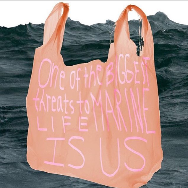 Stoked to see youth led action against plastic bags around the world ✨ Melati and Isabel Wijsen are tackling Bali's rubbish epidemic through their initiative @byebyeplasticbags which is kicking off all around the globe 🐠🦀 Check out our local @byebyeplasticbagsaus