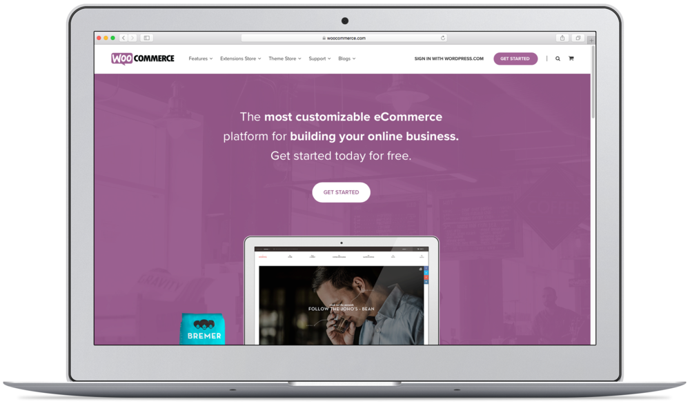 WooCommerce e-commerce Manufacturing Integration