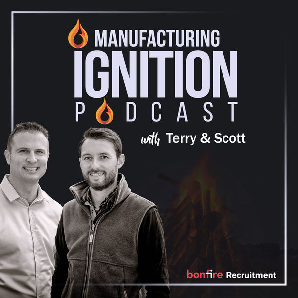 Ignition podcast with Terry and Scott with Katana