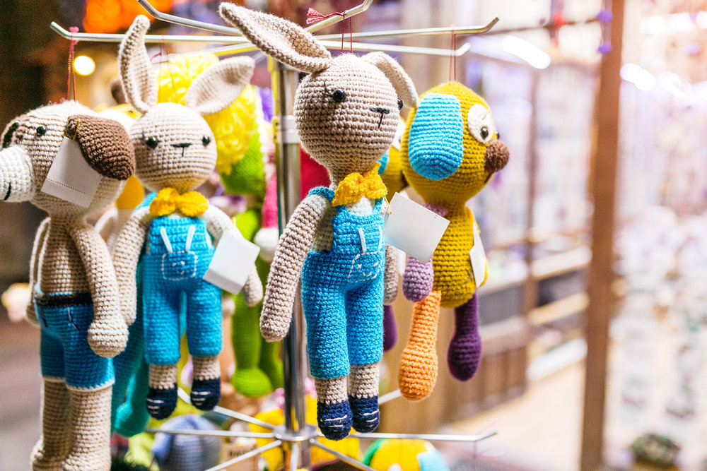No More Stockouts - Never run out of materials and important elements what you need to make an unique toy for a children. Use your sales data and plan ahead by adjusting your safety stock.