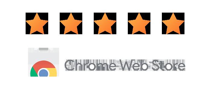 Chrome web store review
