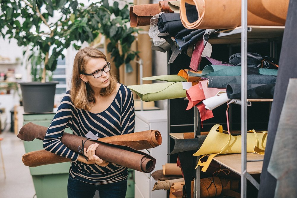 A guide to inventory management for small business, manufacturers, crafters and makers.