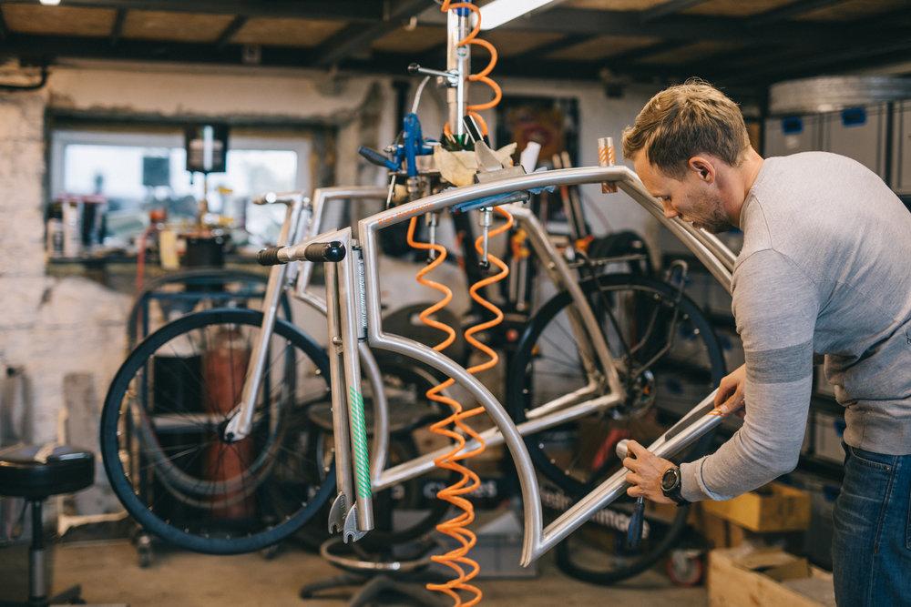 Viks bikes testimonial