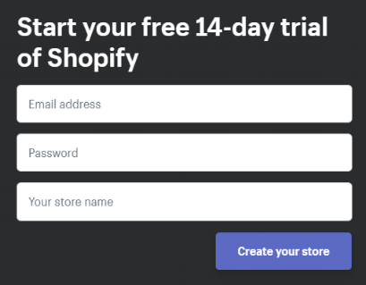How to set up Shopify — Your store name is important, so take some time to consider your options and think of a good one. Put yourself in the customer's shoes. What kind of store names do successful Shopify stores have? As always, do your research.