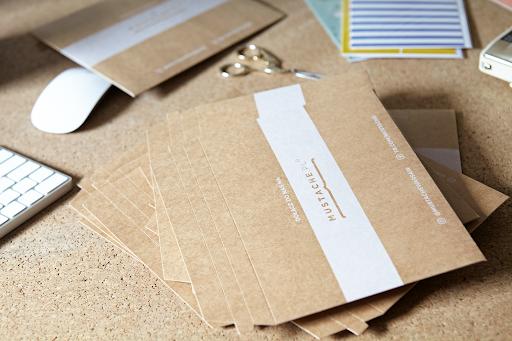 cardboard envelopes packaging handmade