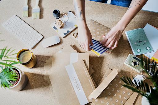 envelopes packaging ideas handmade items