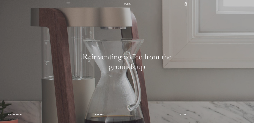 Narrative might not be one of the best shopify premium themes, but that's only because it's one of the best free ones.