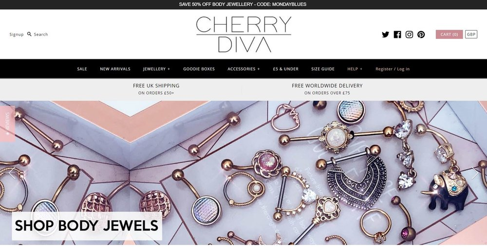 Top Shopify jewelry stores can help other artisans with their own business.