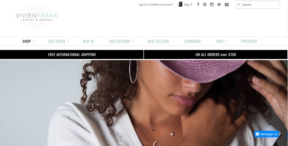 Jewelry stores that use Shopify increase their sales by the exposure from e-commerce.