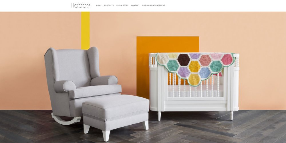 Furniture stores built on Shopify need to have stylish websites to differentiate themselves from the competition.
