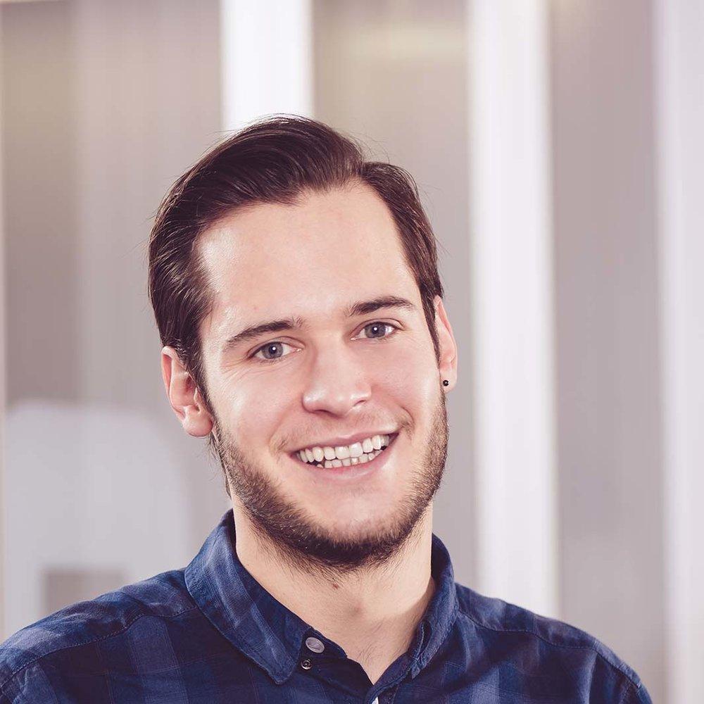 matthias feusi - UX Designer