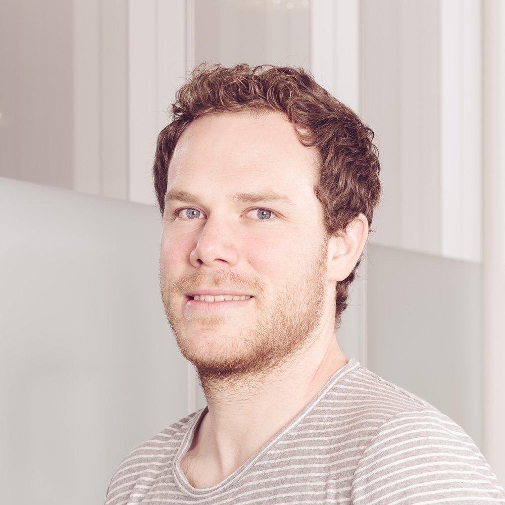 adrian Schneble - UX Designer