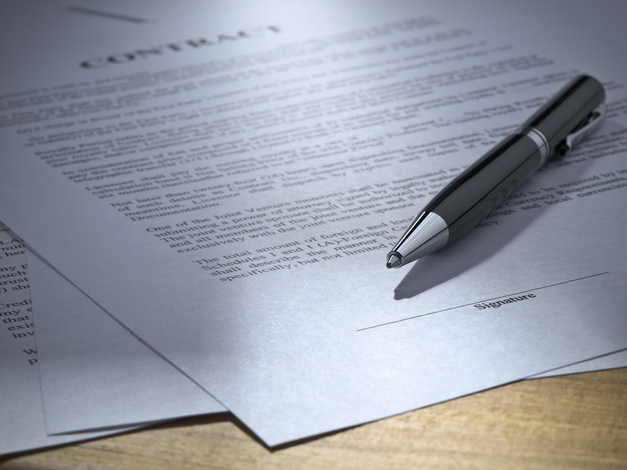 Michigan Litigation Law Termination Of Employment Agreement