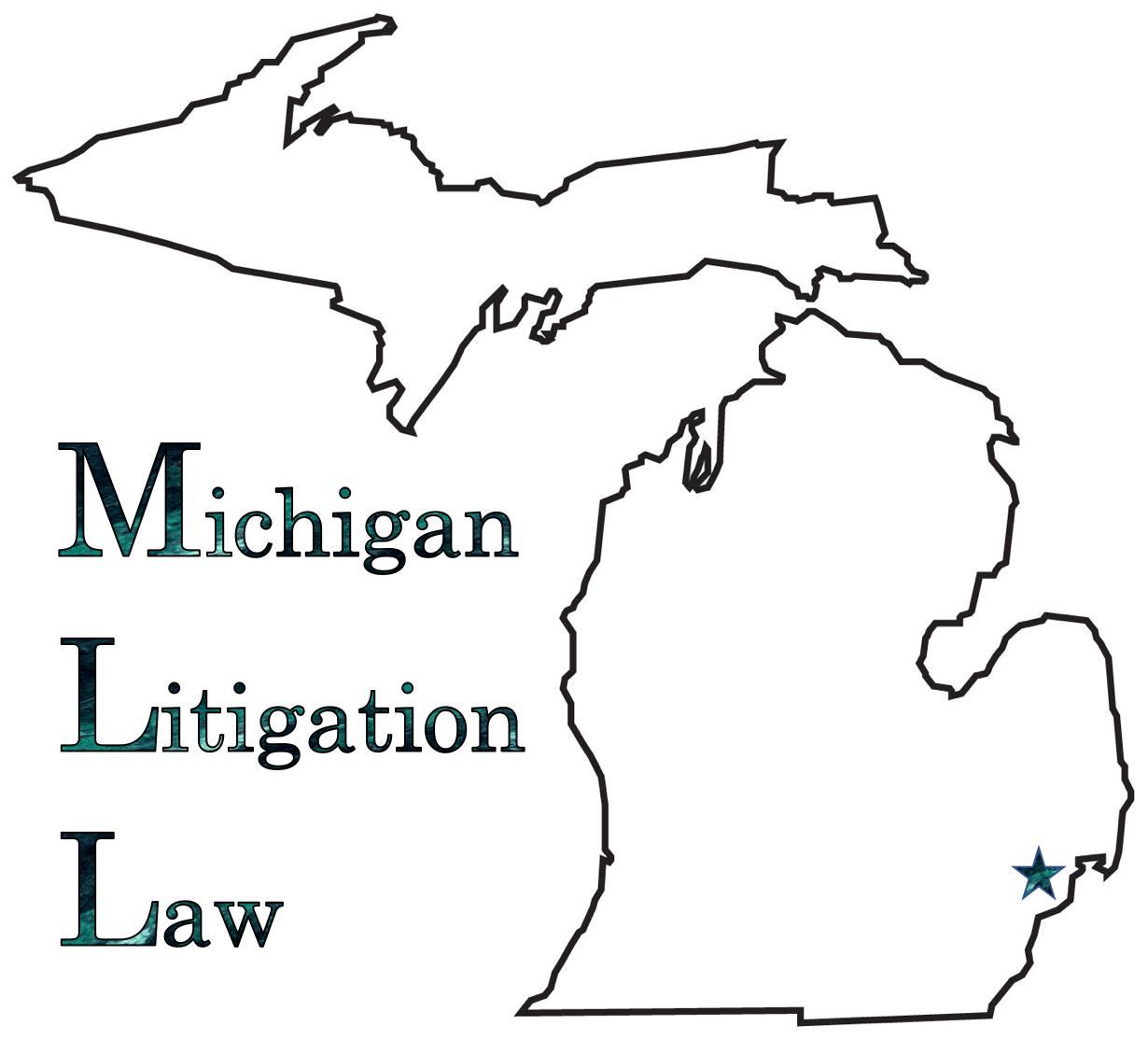 Michigan litigation law aggressive affordable trial lawyers michigan litigation law solutioingenieria Gallery