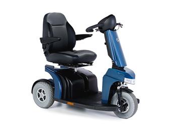 """Sunrise Medical - MODELO ELITE 2 XSEquipada con suspensión delantera y trasera y ruedas de 13"""", garantiza un paseo agradable y una conducción suave. Alcanza una velocidad máxima de hasta 15 km/h."""